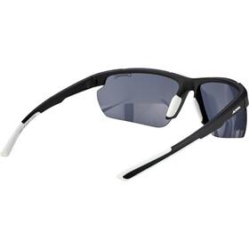 Alpina Defey HR Occhiali, nero/bianco